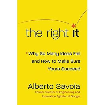 Rätten det: varför så många idéer misslyckas och hur du kontrollerar att din lyckas