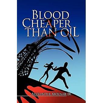 Blod billigare än olja av Molnar & Alexander & Jr.