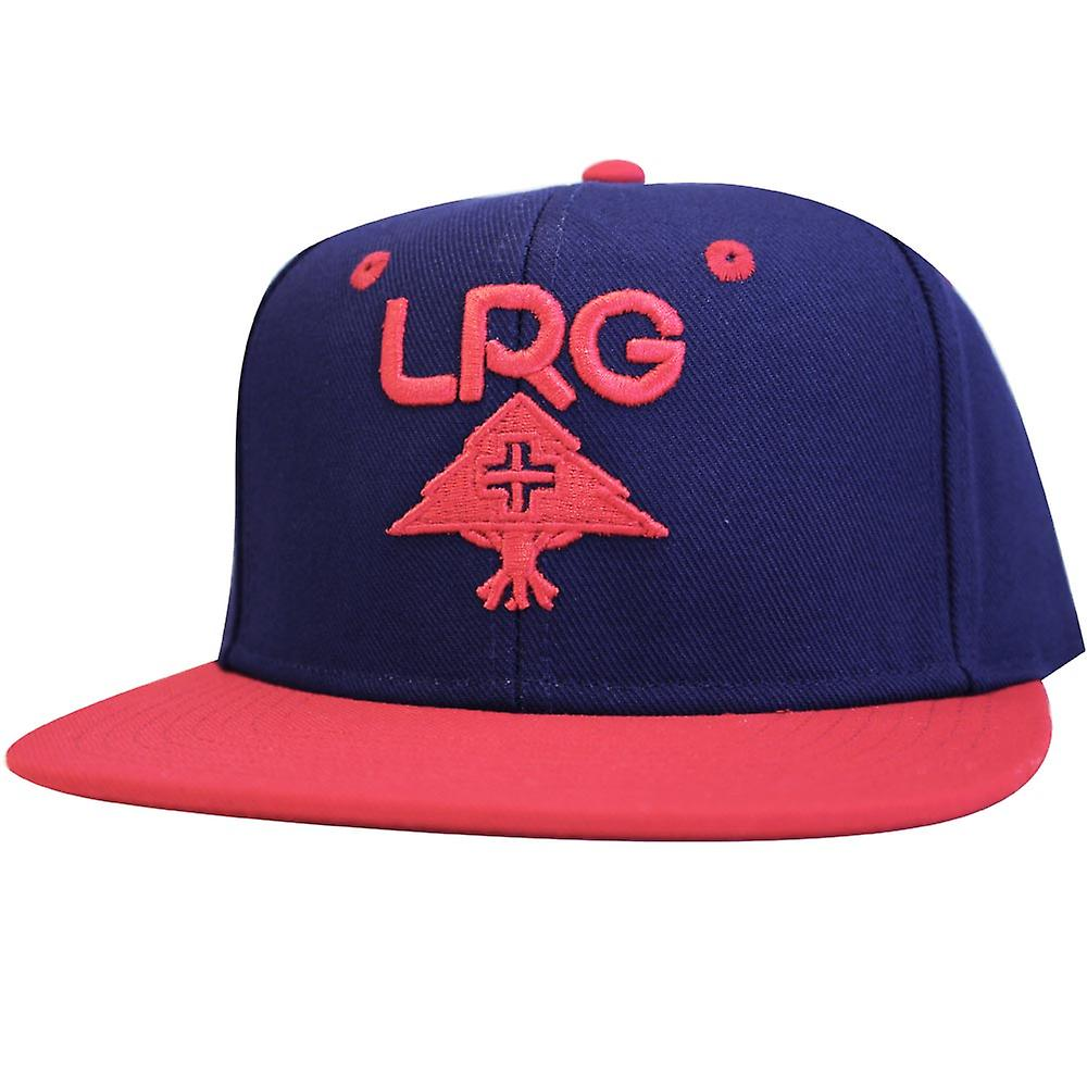 Lrg Research Group Snapback Hat Navy