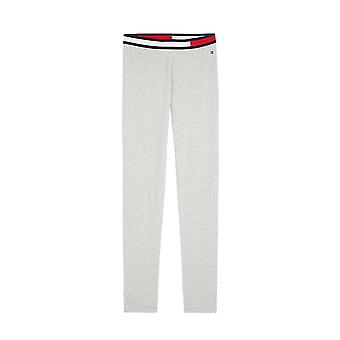 Tommy Hilfiger Signature Waist Leggings - Grey Heather