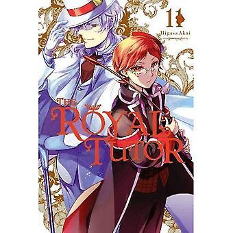 The Royal Tutor, Vol. 11