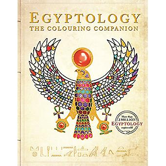 Egyptology - The Colouring Companion by Dugald Steer - Helen Ward - Do