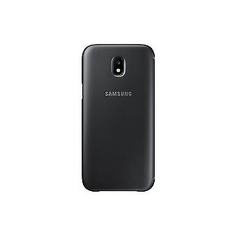 Samsung EF-WJ530CBE folio dekke ermet Galaxy J5 2017 - svart