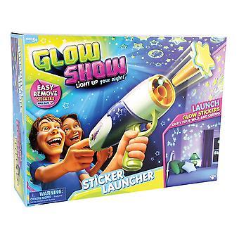 Glow Show Sticker Launcher
