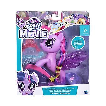 My Little Pony Glitter & Style Sea Pony Twilight Sparkle