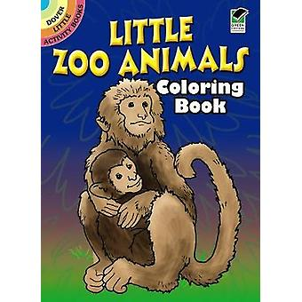Little Zoo Animals by Roberta Collier - 9780486264035 Book