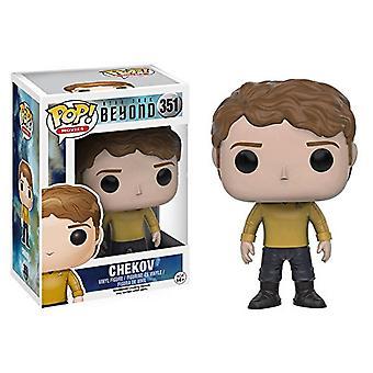 Star Trek Beyond Chekov Pop! Vinyl