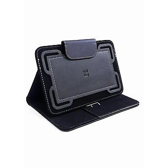 PureGear Universal Folio Tablet Case for 7-8 Inch Tablets - Black