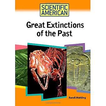Großen Aussterben der Vergangenheit (Scientific American)