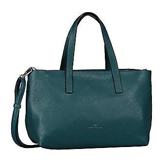 Tom Tailor Acc Marla - Green Women's Tote Bags (Petrol) 34x21x12cm (W x H L)