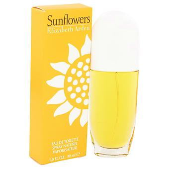 SUNFLOWERS von Elizabeth Arden Eau De Toilette Spray 1 oz/30 ml (Frauen)