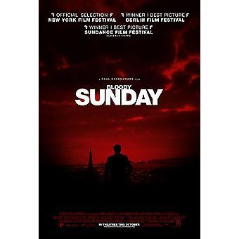 Bloody Sunday (Single Sided Regular) Original Cinema Poster (Single Sided Regular) Original Cinema Poster Bloody Sunday (Single Sided Regular) Original Cinema Poster Bloody Sunday