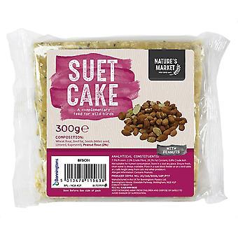 سوق طبائع الطيور البرية آر كعكة الشحم-الغذاء نكهة الفول السوداني