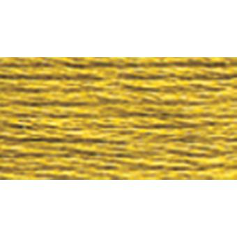 DMC Six Strand broderie coton 100 grammes cône Golden Olive Light 5214 833