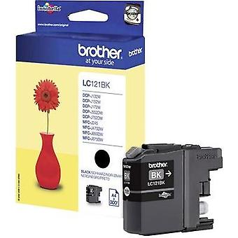 Brother Ink LC-121BK opprinnelige svart LC121BK
