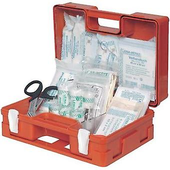 B-SAFETY BR364169 First aid box, classic DIN 13169 Orange