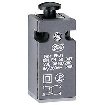 Limit switch 380 Vac 6 A Tappet momentary Schlegel EKU1-KD IP65 1 pc(s)