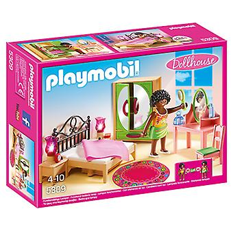 Playmobil Bedroom With Dressing