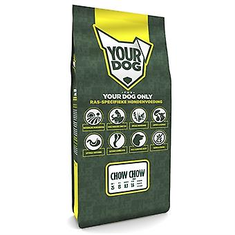 Yourdog Chow Chow Pup 12 Kg