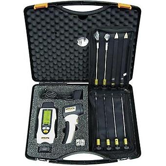 Moisture meter Laserliner MultiWet-Master Inspection Set Measuring range building moisture 0 up to 40 % vol Measuring ra