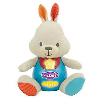 Tachan Bouncy Bunny Musical Sing And Learn With Me
