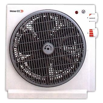 Soler&Palau Meteorec box fan heater cool white heat