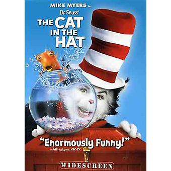 Kat i Hat [DVD] USA importerer