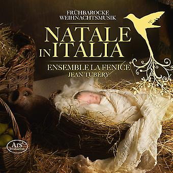 Bernhard / Saskova / Elsacker / Ensemble La Fenice - Natale en Italia [SACD] USA import