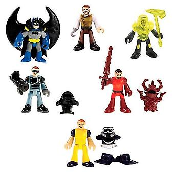 Mattel Imaginext Pack Figures (Enfants , Jouets , Figurines d'action , Figurines)