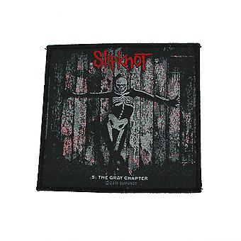 Slipknot The Gray Chapter Woven Patch
