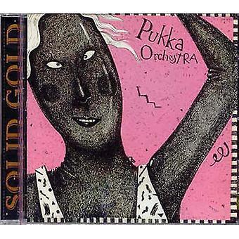 Pukka orkester - Pukka orkester [CD] USA importerer