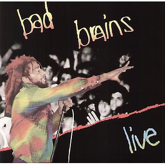 Bad Brains - Live [Vinyl] USA importerer