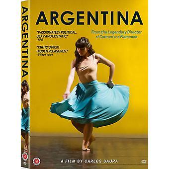 Importación de USA de Argentina [DVD]