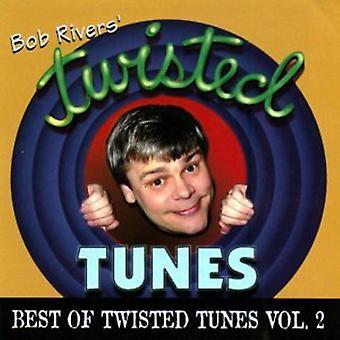 Bob Rivers - Bob Rivers: Vol. 2-mejor de importación USA trenzado Tunes [CD]
