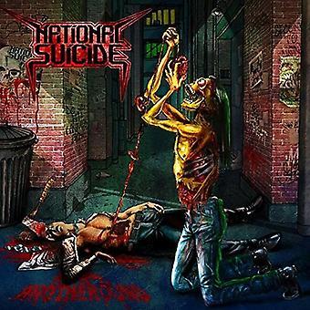 Nationale selvmord - Anotheround [Vinyl] USA importerer