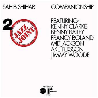 Sahib Shihab - Companionship [Vinyl] USA import
