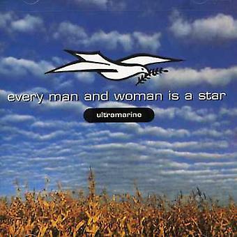 Ultramarijn - elke Man & vrouw Is een Star [CD] USA import
