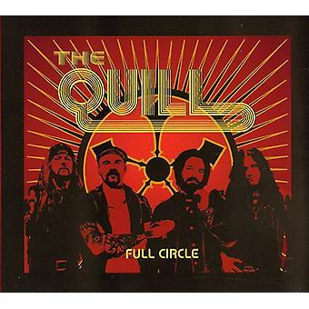 Fjer - Full Circle [CD] USA importerer