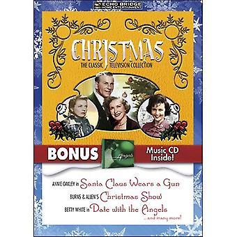 Klassiske TV jul: Bind 1 (med Bonus CD) [DVD] USA import
