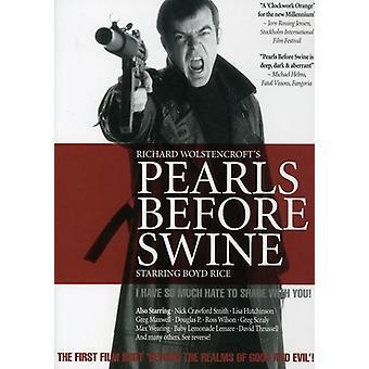 Pearls Before Swine [DVD] USA import