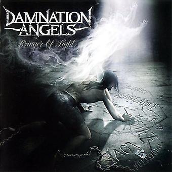 Damnation engle - Bringer lys [CD] USA importerer