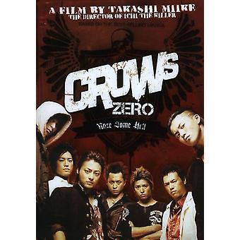 Krager nul [DVD] USA importerer