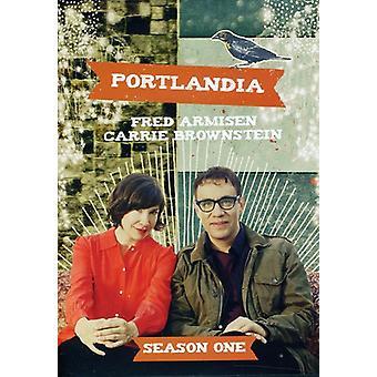 Portlandia: Sæson 1 [DVD] USA import