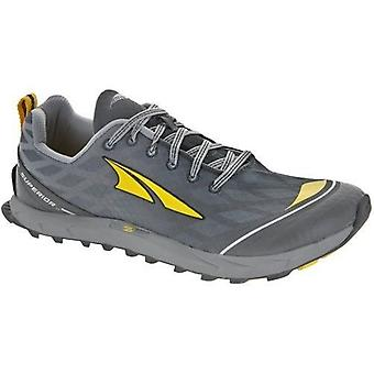 Altra Superior 2.0 Mens Shoes Silver/Cyber Yellow