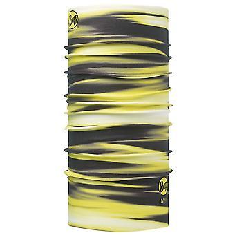 Buff originale alta UV multi funzionale, telo mare-Lesh giallo