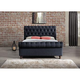 Birlea 180cm Castello Bed Charcoal