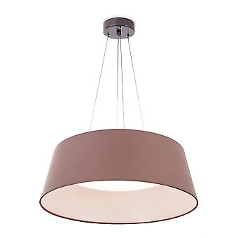 Firstlight Modern Transitional Drum Shade Pendant Light