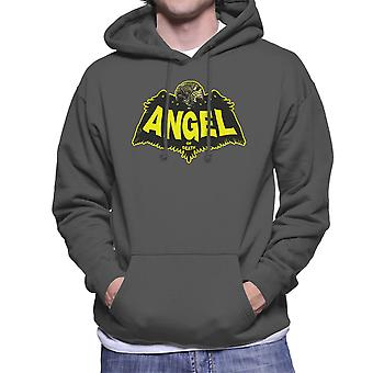 Engel af død Hellboy mænd er hætte Sweatshirt