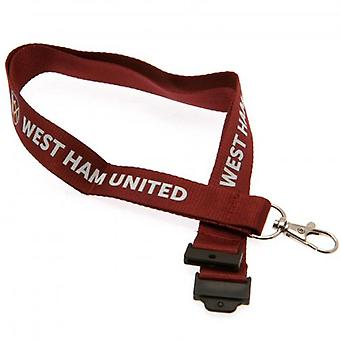 West Ham United Lanyard