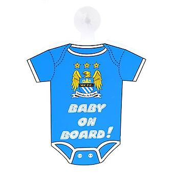 Manchester City Baby Board